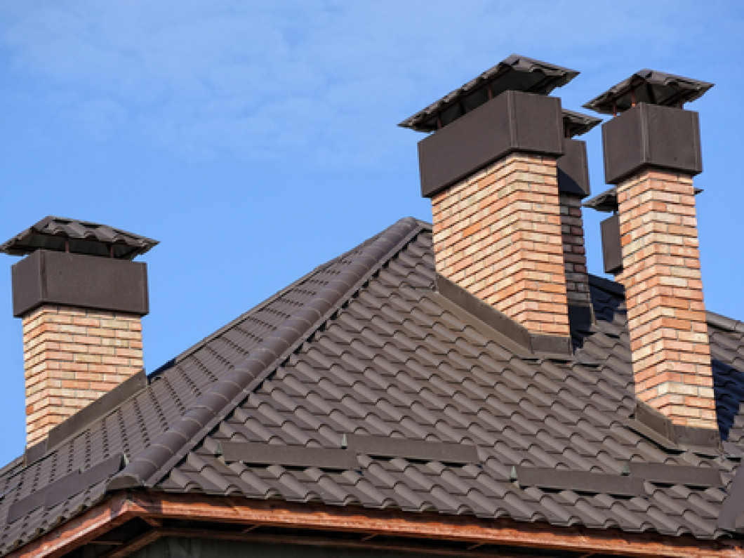 What does a chimney liner do?